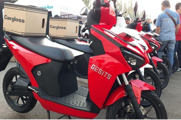 Motor listrik Gesits