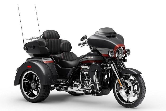 Harley-Davidson CVO Tri Glide Ultra 2020 mengalami masalah pada sistem pengereman.