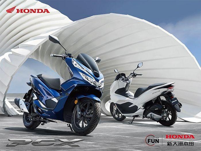 Honda PCX 150 2020 Tiongkok dibanderol hampir setara 2 unit PCX 150 Indonesia