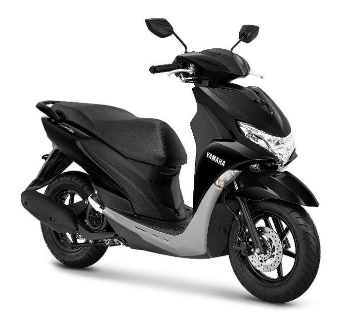 Yamaha FreeGo Metallic Black