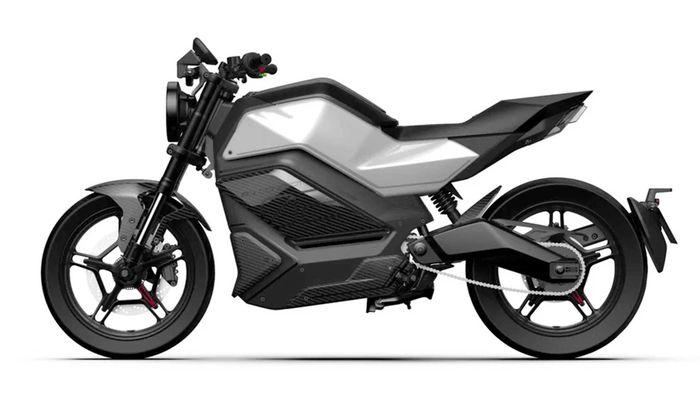 Motor listrik RQi-GT punya teknologi mutakhir.