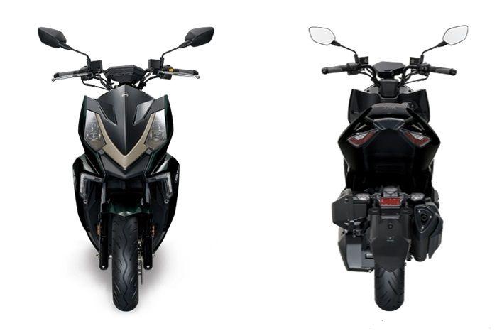 Saingan Yamaha All New NMAX, SYM DRG-BT resmi meluncur.