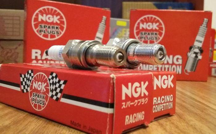 Busi Racing Competition atau <a href='https://bangka.tribunnews.com/tag/busi-motor' title='busimotor'>busimotor</a> balap NGK
