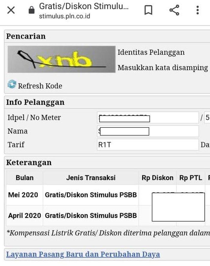Login www.pln.co.id dapat token gratis listrik PLN