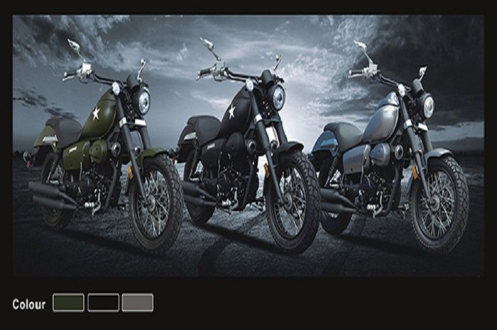 Motor baru kembaran Harley-Davidson XCR 250R menggendong mesin 4-tak berkapasitas 229 cc single cylinder.