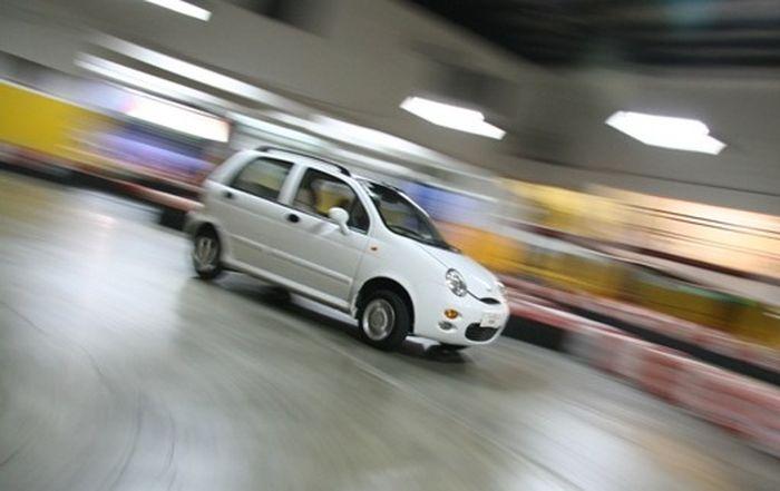 Chery QQ mobil imut dan irit buatan negeri Tiongkok
