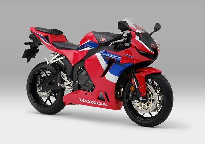 Honda New CBR600RR