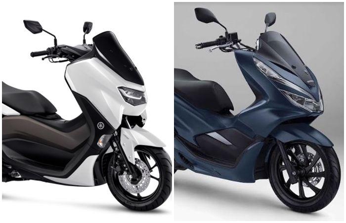 Pilih Yamaha NMAX atau Honda PCX? intip dulu nih update harga motor matic 19 Agustus 2020.