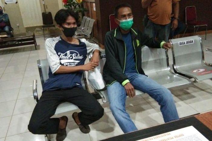 Niat awal bantu motor mogok, malah jadi korban begal motor di Palembang, Sulawesi Selatan