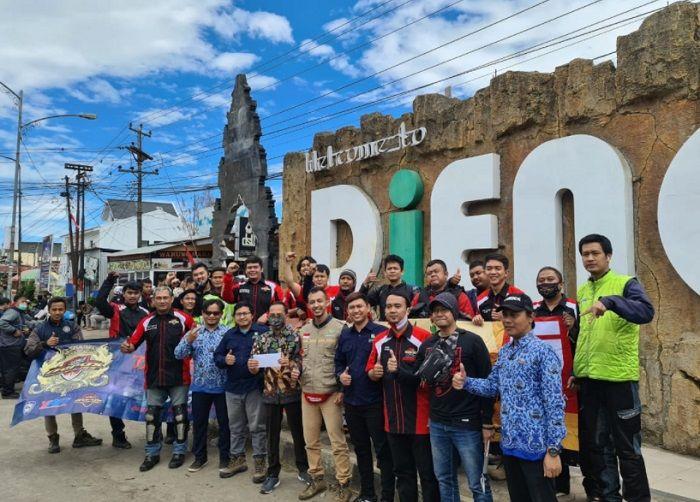 Dalam tourjib kali ini ARCI Depok juga turut mengundang ARCI Sukabumi, ARCI Tangerang dan  ARCI Purwakarta.