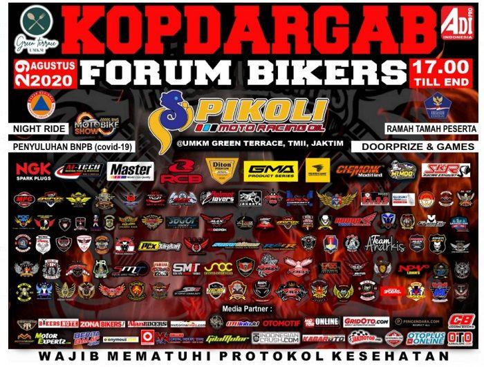 Kopdargab bikers garapan Adi Pro