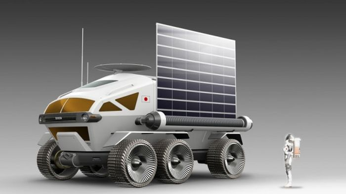 Toyota Lunar Cruiser, kendaraan masa depan di Bulan