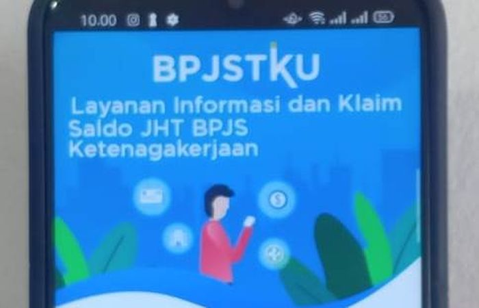 Setelah dapat SMS buka link dan isi data untuk mendapatkan bantuan R[ 2,4 juta dari pemerintah