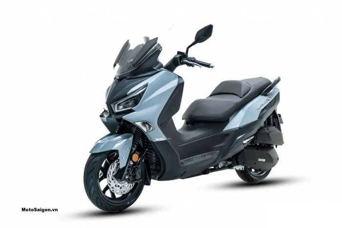 Resmi meluncur motor matic baru SYM Joymax Z300 pesaing Yamaha XMAX, mesinnya lebih sangar