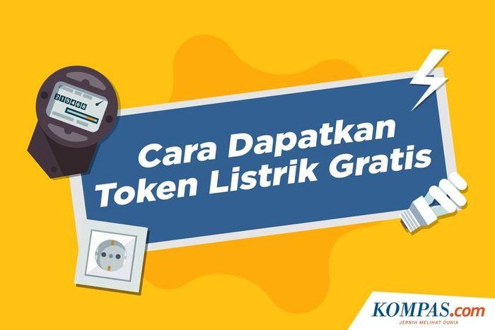 Cara mendapatkan token listrik gratis, bisa dengan Whatsapp doang bro
