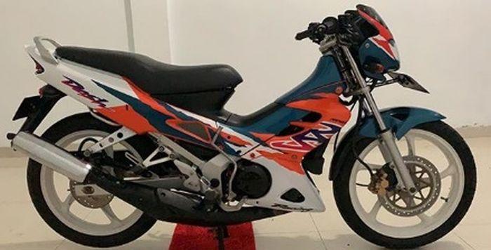 Honda Nouva Dash dijual Rp 135 juta