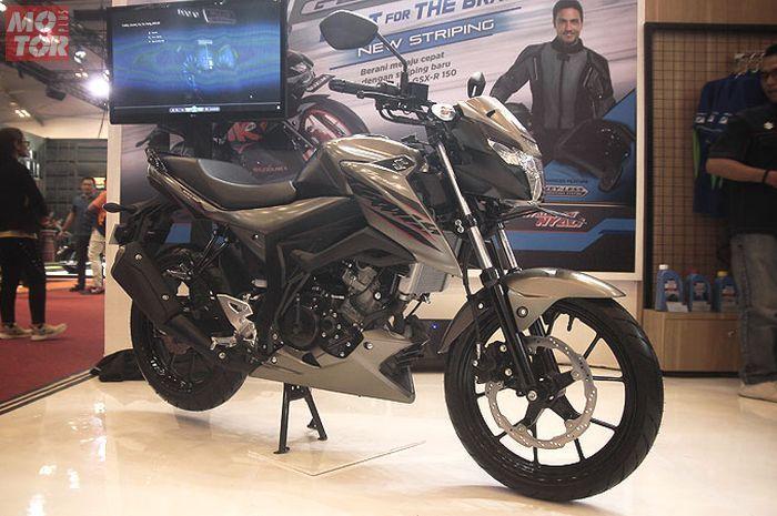 Motor baru Suzuki GSX150 Bandit turun harga sampai Rp 10 jutaan!