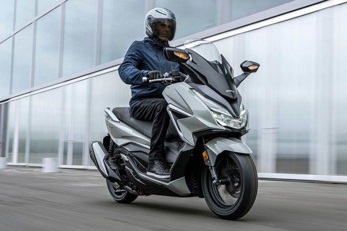 Motor baru saingan Yamaha XMAX siap meluncur, mesinnya sangar banget