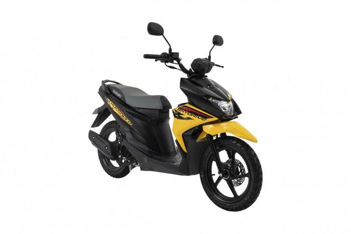 Suzuki Resmi Rilis Skydrive Crossover