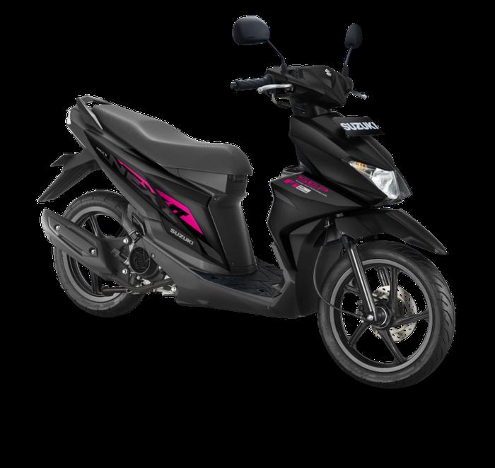 Warna baru Suzuki Nex II