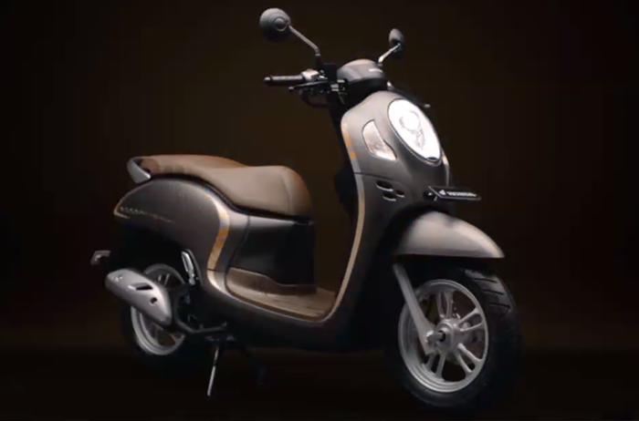All New Honda Scoopy 2020 punya desain baru