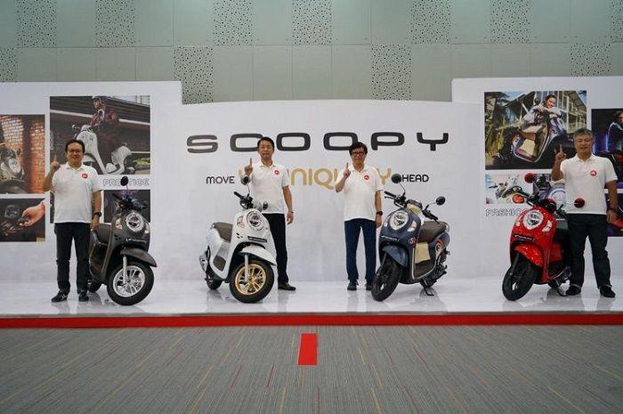 All New Honda Scoopy resmi dilaunching, motor baru ini punya 8 warna keren!