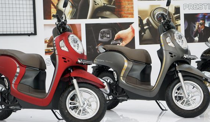 All New Honda Scoopy 2020