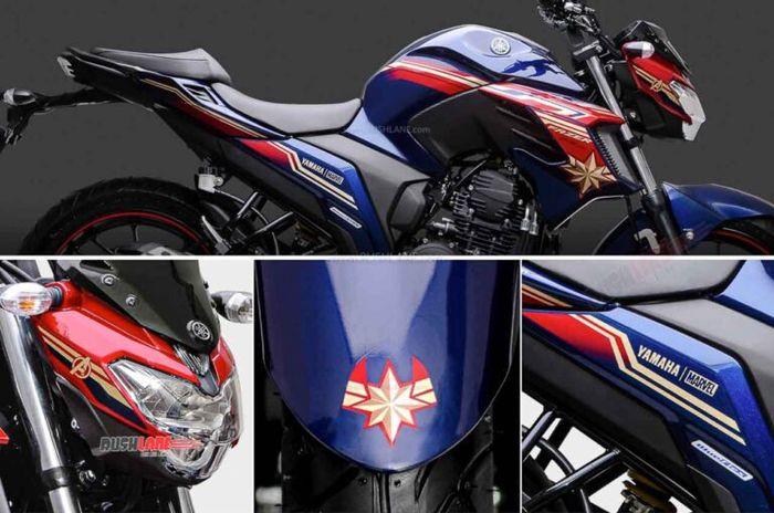 Mantul! Yamaha Luncurin Motor Baru Pakai Baju Avengers, Fitur Oke Harganya  Cuma Segini! - Semua Halaman - Motorplus