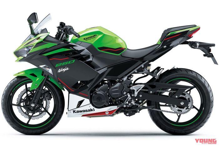 Kawasaki Ninja 250 FI KRT Edition 2021
