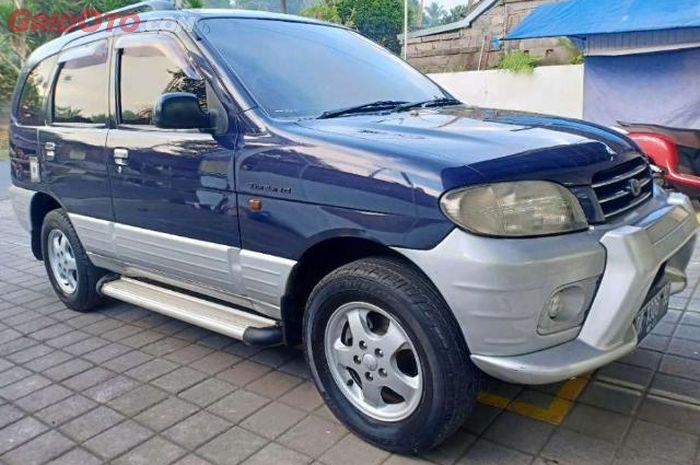 Daihatsu Taruna tahun 2000 dijual cuma Rp 40 jutaan.