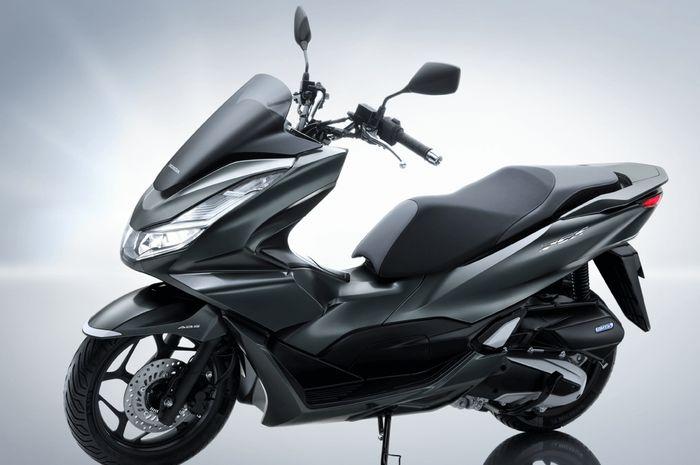 Honda PCX 160 terbaru resmi diluncurkan,  mesin baru power asapi Yamaha NMAX.