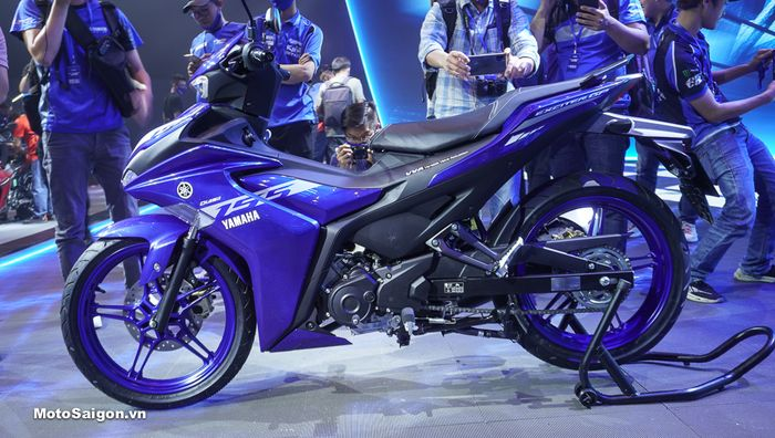 All New Yamaha Exciter 155 VVA meluncur di Vietnam.