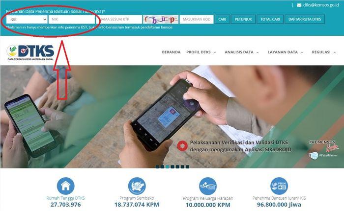 Serbu Modal Ktp Doang Daftar Online Dapat Bantuan Pemerintah Rp 3 5 Juta Buruan Semua Halaman Gridmotor Id