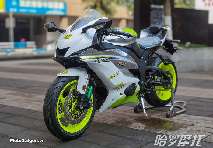 Motor China Huaying R6