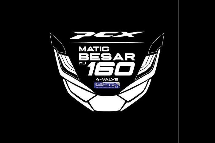 """Tagline Honda PCX 160, """"Matic Besar itu 160"""""""