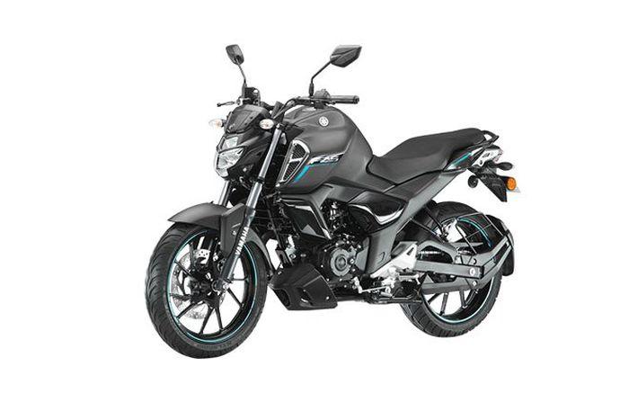 Yamaha FZS-FI 2021.