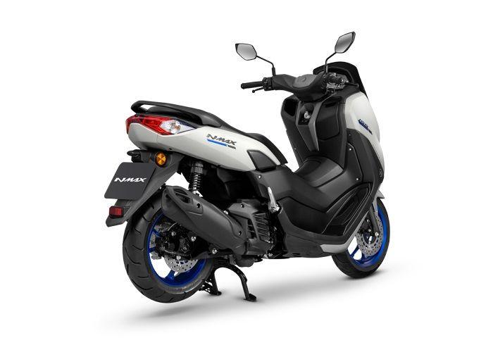Yamaha NMAX Connected resmi meluncur di Thailand.
