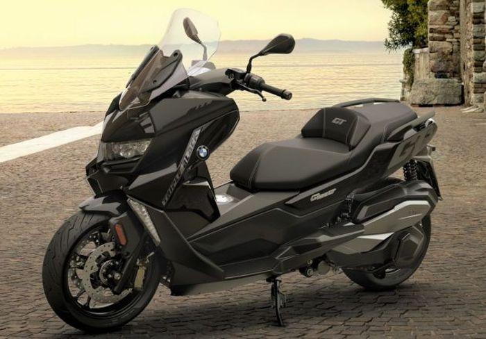 Motor baru BMW C400GT 2021
