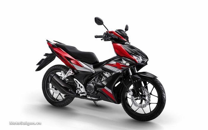 Honda Winner X Special Limited Edition resmi diluncurkan Honda Vietnam (HVN).