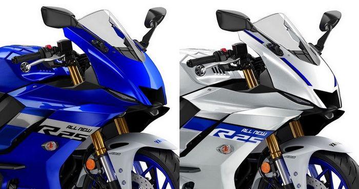 Ilustrasi. Rumor motor baru Yamaha R25 bakal meluncur di 2022.