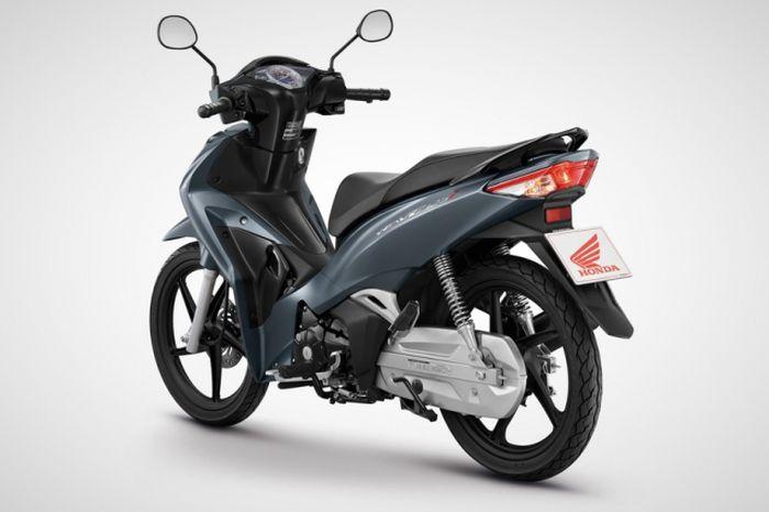 Honda Wave 125 2021, kembaran Honda Supra X 125 baru saja meluncur di Thailand.