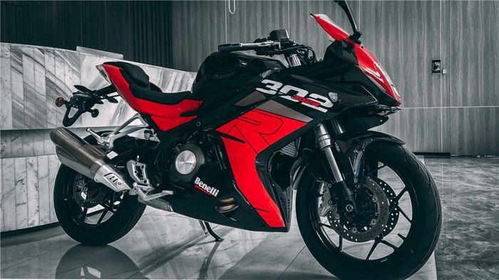 Tampang motor sport baru All New Benelli 302R 2021 bocor, siap lawan Ninja 250?