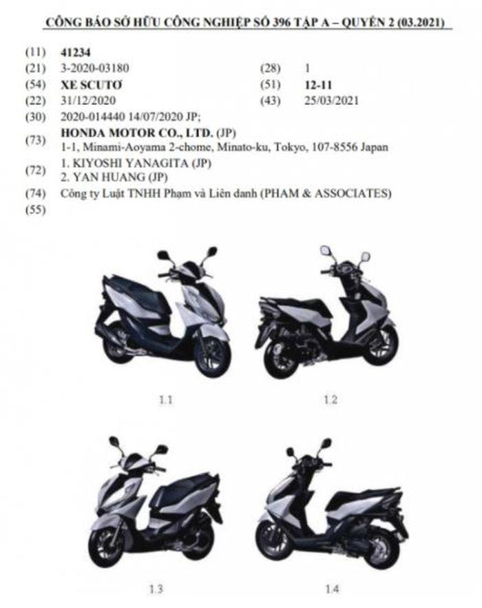 Honda NX125 akan meluncur di Vietnam, saudara Honda Vario 125 nih bro!