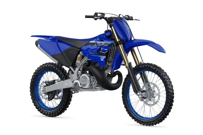 Yamaha YZ250 2021, motor Yamaha dengan mesin 2-tak yang masih diproduksi di 2021.