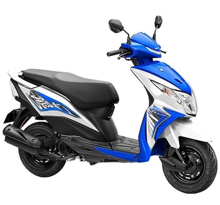 Honda Dio, saudara Honda BeAT meluncur di Filipina.