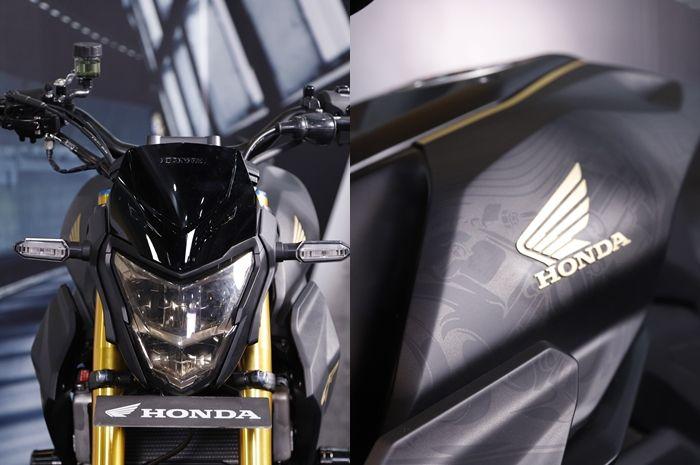 Honda CB150R 2021 pakai airbrush mewah garapan Rully Autoworks