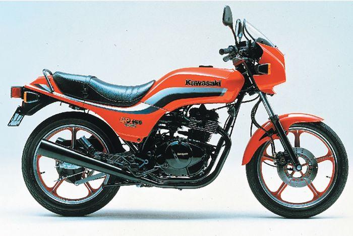 GPZ250 EX250C