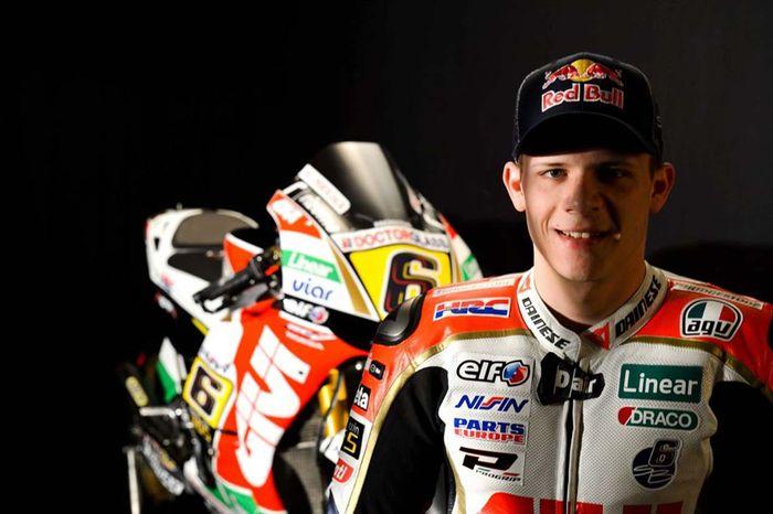 Stefan Bradl saat masih di MotoGP