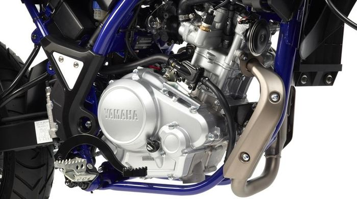 Mesin Yamaha WR125