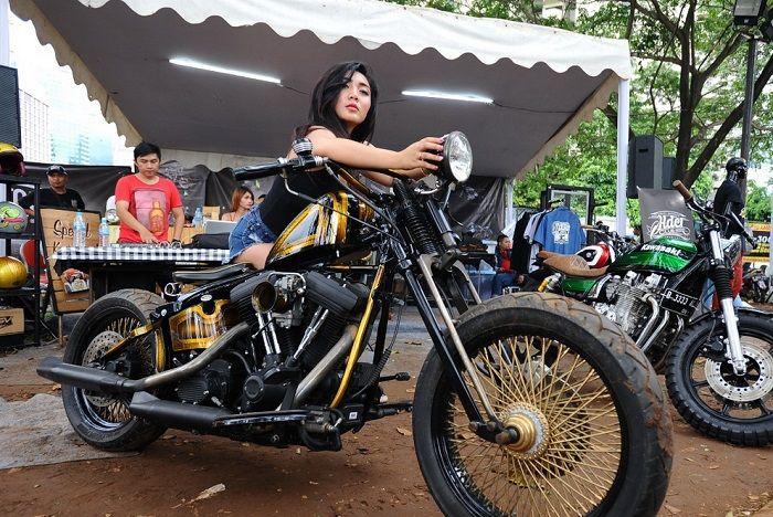 Event OTOBURSA Tumplek Blek tahun ini digelar di Kemayoran, Jakpus